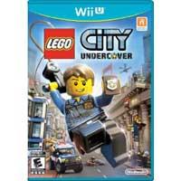 Nintendo Lego City: Undercover (Wii U)