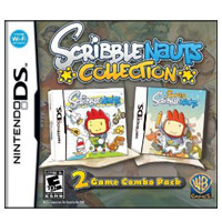 Warner Brothers Scribblenauts Collection (DS)