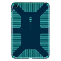 Speck Products CandyShell Grip Case for iPad Mini - Deep Sea Blue/Caribbean Blue