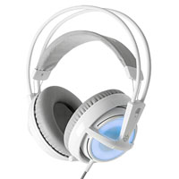 SteelSeries Siberia v2 Gaming Headset Frost Blue edition