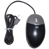 HP USB Laser Mouse - Refurbished