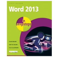 PGW WORD 2013 IN EASY STEPS