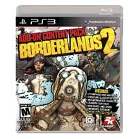 Take Two Borderlands 2 Add-On (PS3)