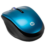 HP XP358AA#ABL Wireless Moble Laser Mouse Ocean Drive - Refurbished