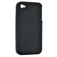 Bytech 2-Piece Rubber Sport Case for iPhone 5 - Black