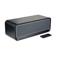 Mach Speed Technologies Bluetooth Wireless Bluetooth Speaker Black