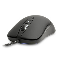 SteelSeries Sensei RAW Laser Gaming Mouse - Rubberized Black