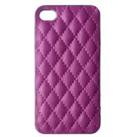 Bytech Quilt Case for iPhone 5 - Purple