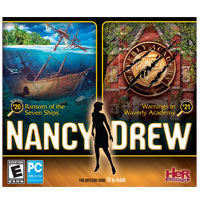 Encore Software Nancy Drew No. 20 & 21 2-Pack (PC)