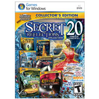 Encore Software Mystery Masters: Secret Reflection Collection (PC)