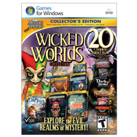 Encore Software Mystery Masters: Wicked Worlds Collection (PC)