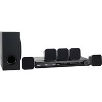RCA 5.1-Channel Home Theater System - Refurbished