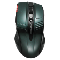 Gigabyte GM-FORCE M9 Wireless Optical Mouse - Dark Green