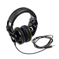 Hercules 4780514 DJ-ADV G501 On Ear Headphones - Black