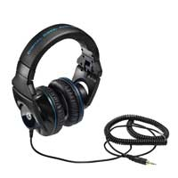 Hercules 4780581 DJ-Pro M1001 On Ear Headphones - Black