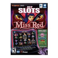 Masque IGT Slots: Miss Red (PC/MAC)