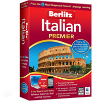 Nova Development Berlitz Italian Premier (PC/Mac)