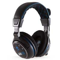Turtle Beach Ear Force PX51 Stereo Gaming Headphones for Xbox360, PS3