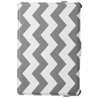 Inland Grips Leather Cover for iPad mini - Chevron