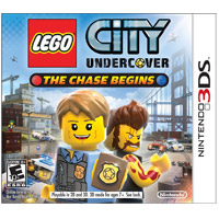 Nintendo Lego City: Undercover Chase (3DS)