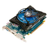 HIS H777FN1G AMD Radeon HD 7770 iCooler 1024MB GDDR5 PCIe 3.0 x16 Video Card