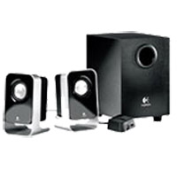 Logitech LS21 2.1 Speaker System Black - Recertified