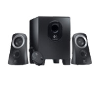 Logitech Z313 2.1 Speaker System Black - Recertified