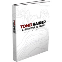 Brady TOMB RAIDER, LIMITED EDIT
