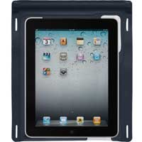 Cascade Designs Waterproof E Case i-series for iPad - Black