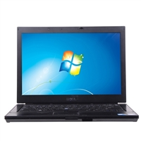 "Dell Latitude E6410 Windows 7 Professional 14.1"" Laptop Computer Refurbished - Black"
