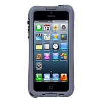 The Joy Factory aXtion Go Rugged Water-resistant Case with Air Cushion Design for iPhone 5 - Black