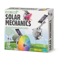 Toysmith Solar Mechanics Science Kit