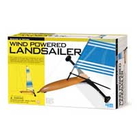 Toysmith Wind Power Land Sailer