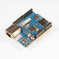 Gheo Electronics Arduino Ethernet Shield Rev. 3