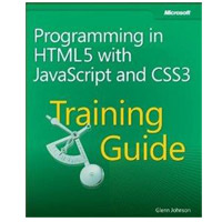 Microsoft Press TRAINING GUIDE PROG HTML5
