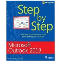 Microsoft Press OUTLOOK 2013 STEP BY STEP