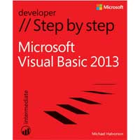 Microsoft Press MICROSOFT VB 2012 STEP BY