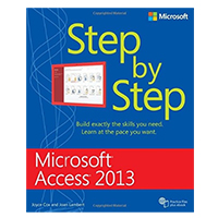 Microsoft Press Microsoft Access 2013 Step by Step