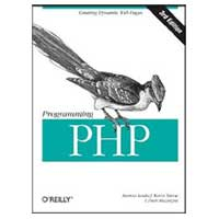 O'Reilly PROGRAMMING PHP 3/E