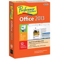 Individual Software Professor Teaches Office 2013 (PC)