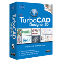 MSI TurboCAD Designer v2.0 (PC)