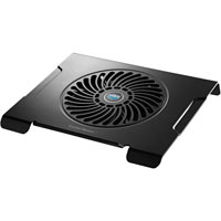 """Cooler Master NotePal Notebook Cooling Pad fits Laptops up to 15"""""""