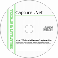 MCTS Capture .NET Free 12.1.4804 Shareware/Freeware CD (PC)