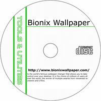 MCTS Bionix Wallpaper 7.7 Shareware/Freeware CD (PC)