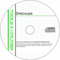 MCTS OneLoupe 3.45 Shareware/Freeware CD (PC)