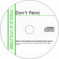 MCTS Don`t Panic 2.0.5.26 Shareware/Freeware CD (PC)