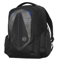 Dell Adventure Backpack Laptop Carrying Case Fits Screens up to 15.6""
