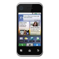 Motorola Backflip MB300 GSM Unlocked Smart Phone Silver/Black