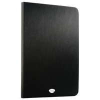 iSkin Inc Aura Folio Cover for iPad Mini - Black