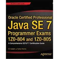 Apress ORACLE CERT PROF JAVA SE7